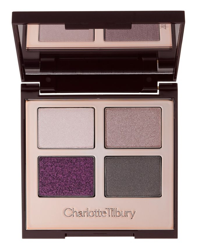 Палитра теней Charlotte Tilbury Luxury Palette - The Glamour Muse
