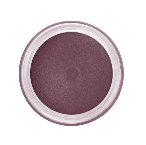 Тени для глаз кремовые (розово-баклажанные с мерцанием ESCAU)