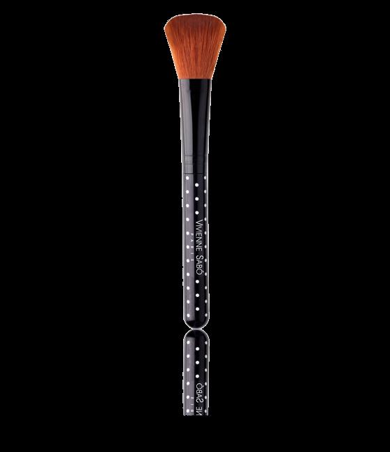 Кисть косметическая универсальная/ Universal cosmetic brush/ Pinceau cosmetique universel