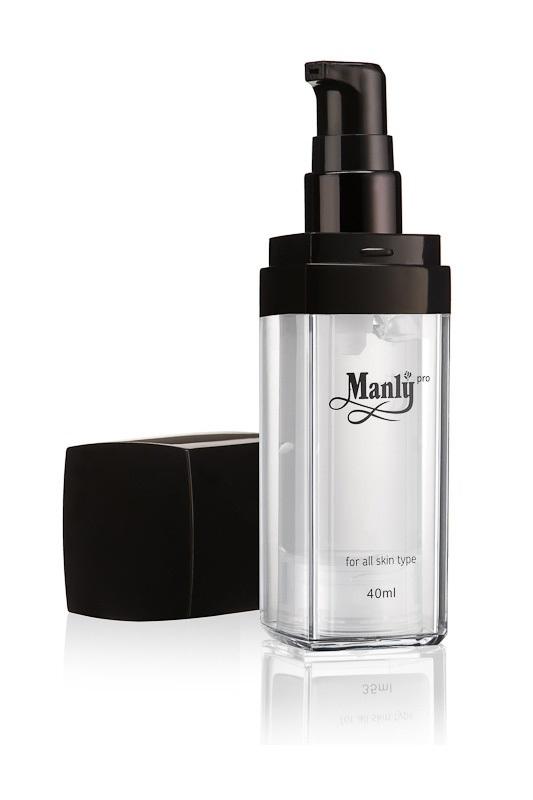 База под макияж шелковая выравнивающая заполнитель пор Manly PRO