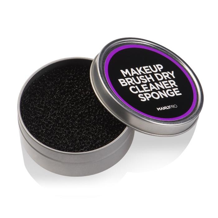 Губка для сухой чистки макияжных кистей Manly PRO