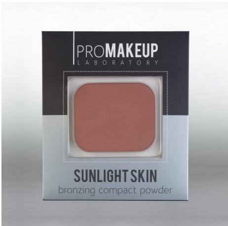 Бронзатор Sunlight skin PROMAKEUP laboratory тон 201
