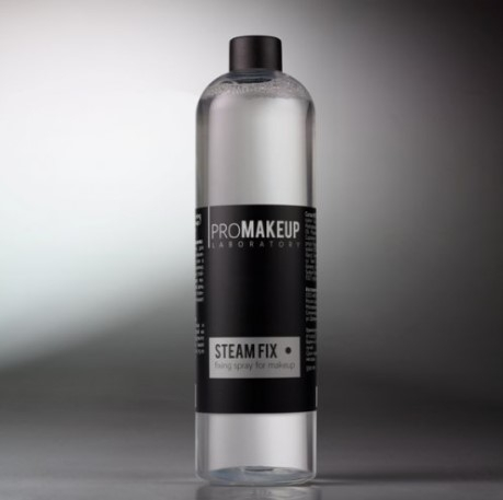 Фиксатор для макияжа Steam Fix PROMAKEUP laboratory 500 мл