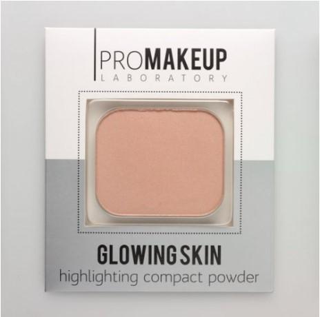 Хайлайтер Glowing Skin PROMAKEUP laboratory тон 103 телесный