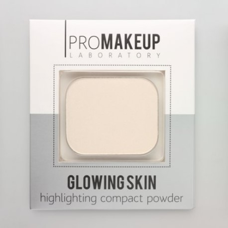 Хайлайтер Glowing Skin PROMAKEUP laboratory тон 104 золотой
