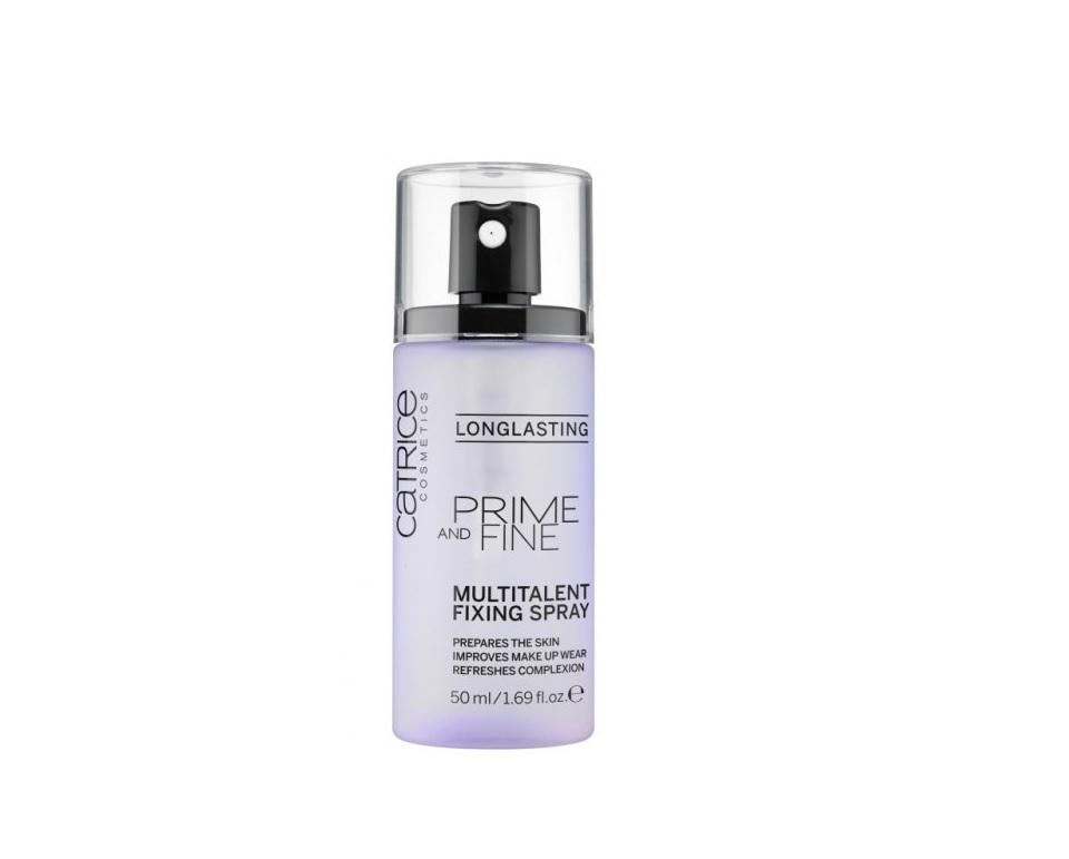 Фиксирующийспрейдлямакияжа Catrice Prime And Fine Anti-Shine Fixing Spray