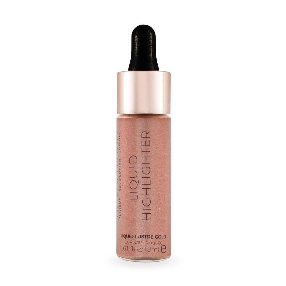 Жидкий хайлайтер REVOLUTION Makeup  Liquid highlighter Liquid Lustre Gold
