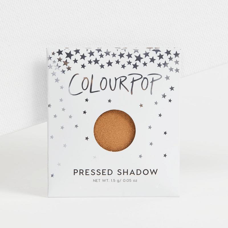 Прессованные тени ColourPop Board Shorts