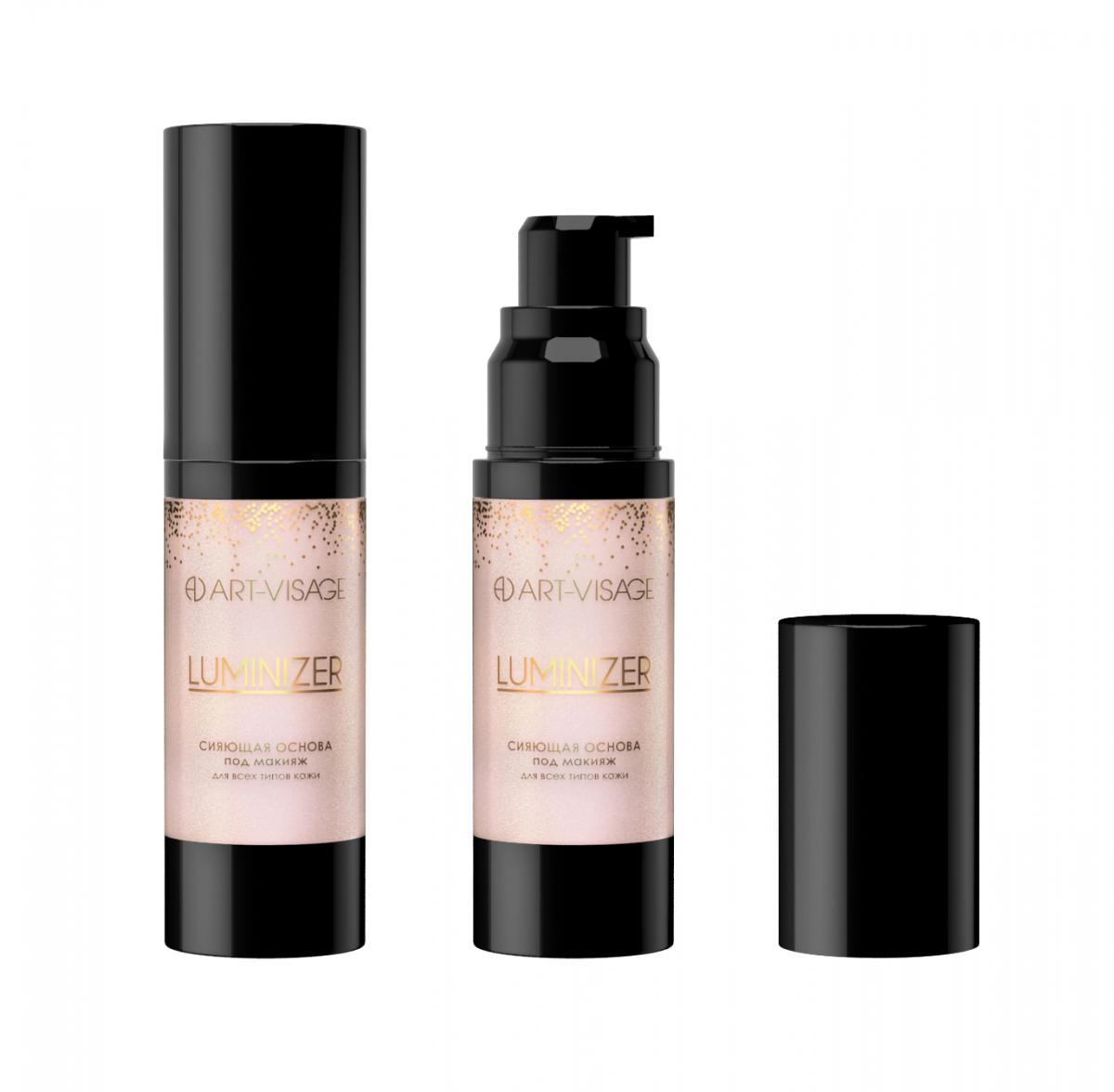 Сияющая основа под макияж Art-Visage Luminizer (для всех типов кожи) 20 мл