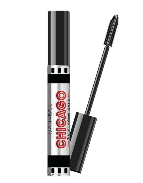 Тушь для ресниц с эффектом объема Art-Visage CHICAGO dramatic volume mascara