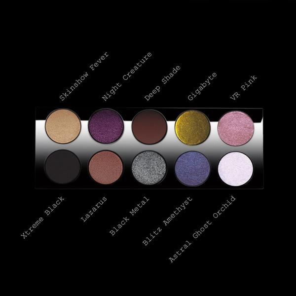 Палитра теней PAT McGRATH LABS Mothership III Eyeshadow Palette: Subversive