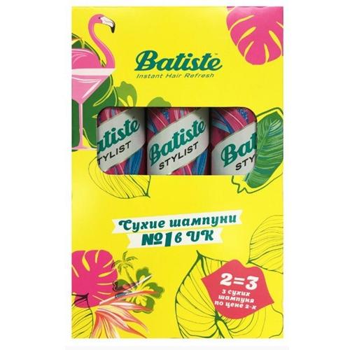 Набор Batiste XXL Volume spray 200 мл х 3 шт.