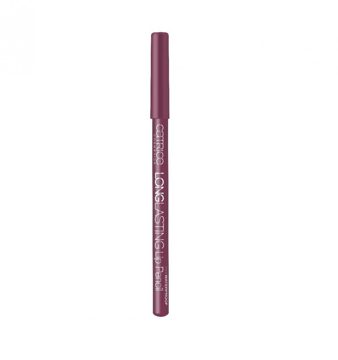 Карандаш для губ Catrice Longlasting lip pencil 170 Plumplona Ole свекольный