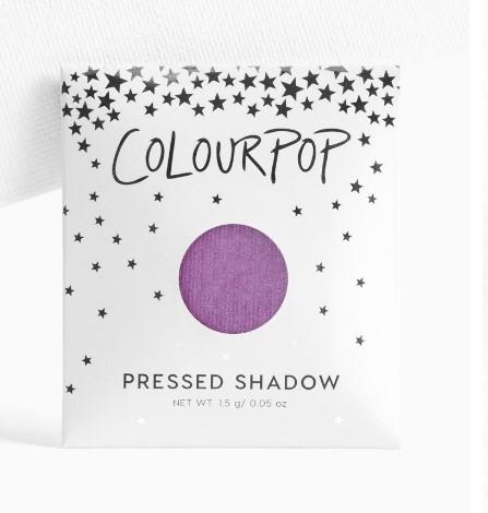 Прессованные тени ColourPop On the Rise