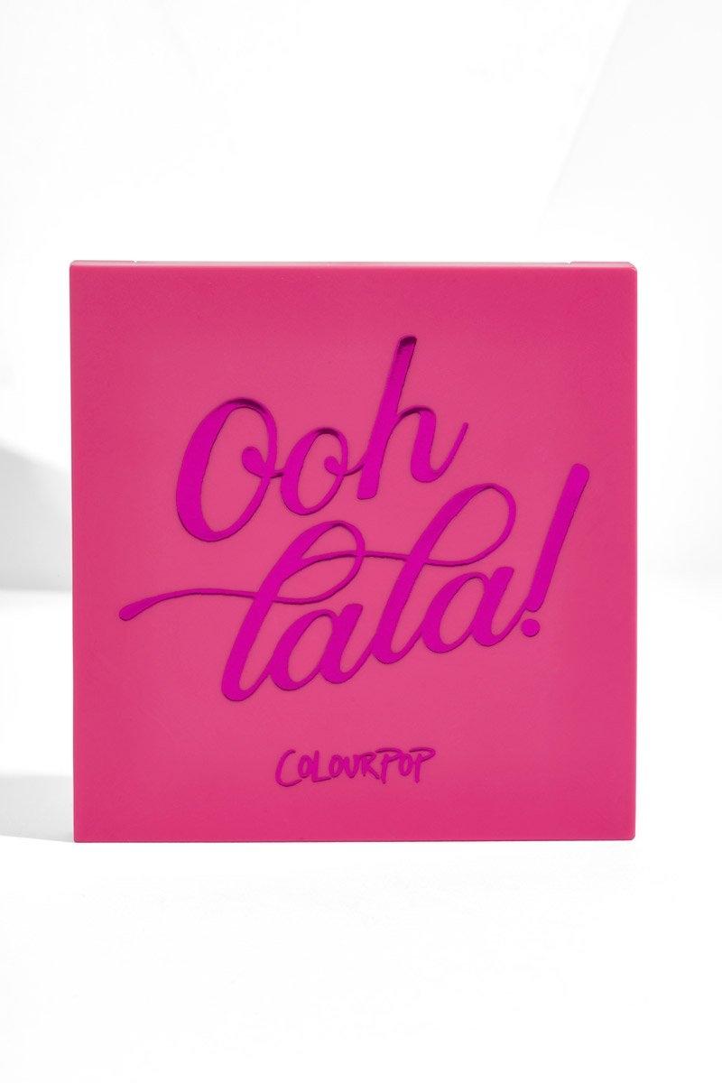 Ooh La La! Палитра теней ColourPop