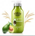Шампунь питательный Fresh Pop Double Nutrition Avocado Shampoo(500 мл)
