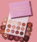Give It To Me Straight Палитра теней ColourPop