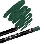Provoc Gel Eye Liner 78 Enchanting Гелевая подводка в карандаше для глаз (мор волны, тем, шиммер)