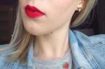 Карандаш для губ Catrice Longlasting lip pencil 130 Prince Cherry вишня