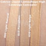 Консилер Catrice Liquid camouflage 005 Light Natural слоновая кость