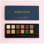 Тени для век в палитре  Anastasia Beverly Hills. Subculture Eye Shadow Palette